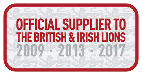 Rhino Official Supplier British & Irish Lions