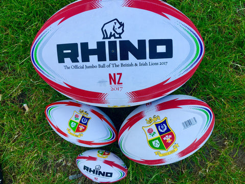 Rhino British and Irish Lions Jumbo Ball