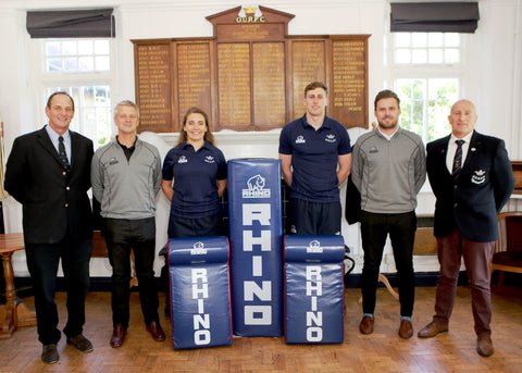 Rhino announced as Varsity Match kit supplier