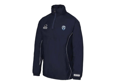 Oxford Rugby League Hurricane 1/4 Zip Rain Jacket