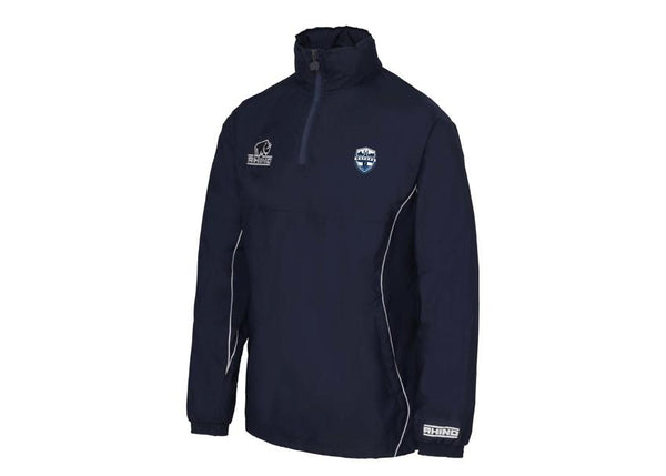 Oxford RLFC Hurricane 1/4 Zip Rain Jacket
