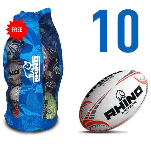 X10 Meteor Match Ball Bundle