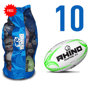 X10 Rapide Training Ball Bundle - rhino-direct-2.myshopify.com