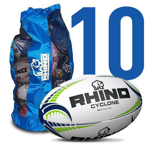 10x Cyclone XV Training Ball Bundle Pack - rhino-direct-2.myshopify.com