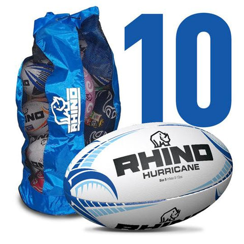 Hurricane Training Ball Bundle Pack - Rhino Direct