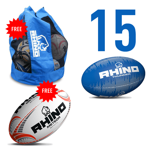X15 Thunder Training Ball Bundle