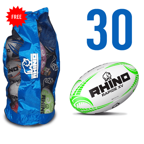 X30 Rapide Training Ball Bundle
