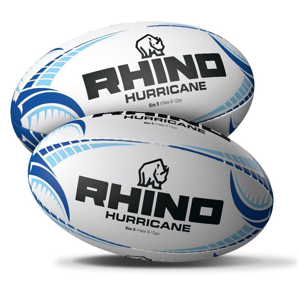 Hurricane XV Training Rugby Ball - Rhino Direct