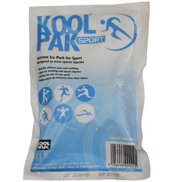 Sports Instant Ice Pack - Pack of 40