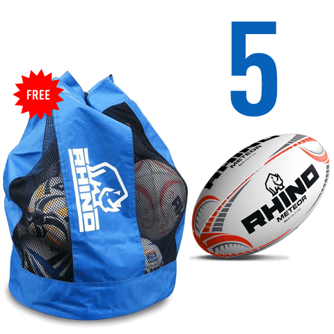 X5 Meteor Match Ball Bundle