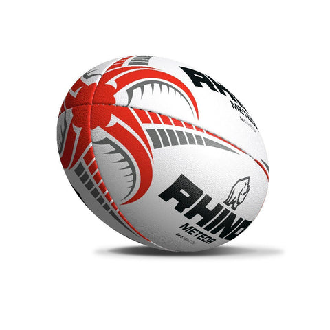 Box of 25x Meteor Rugby Union Match Balls - UK Call for prices - Rhino Direct
