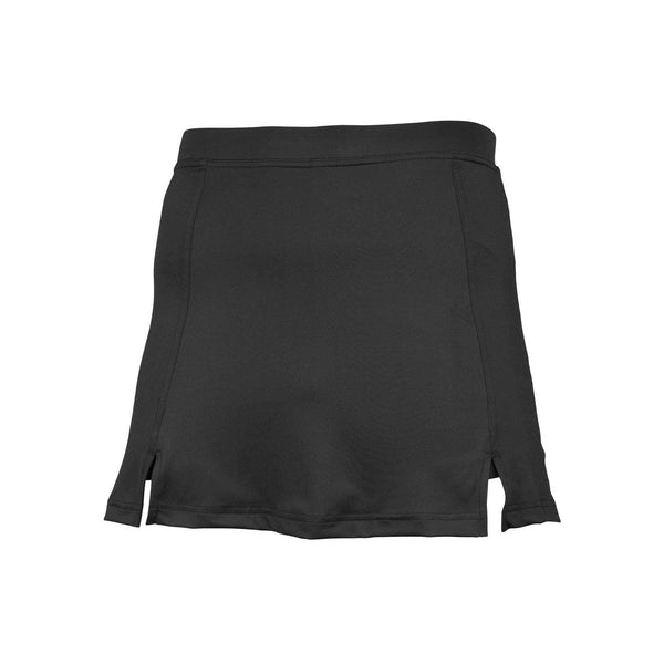 Classic Club Sport Ladies Skort  - Black - Rhino Direct