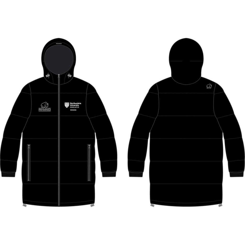 Northumbria Uni Rowing Antarctic Jacket