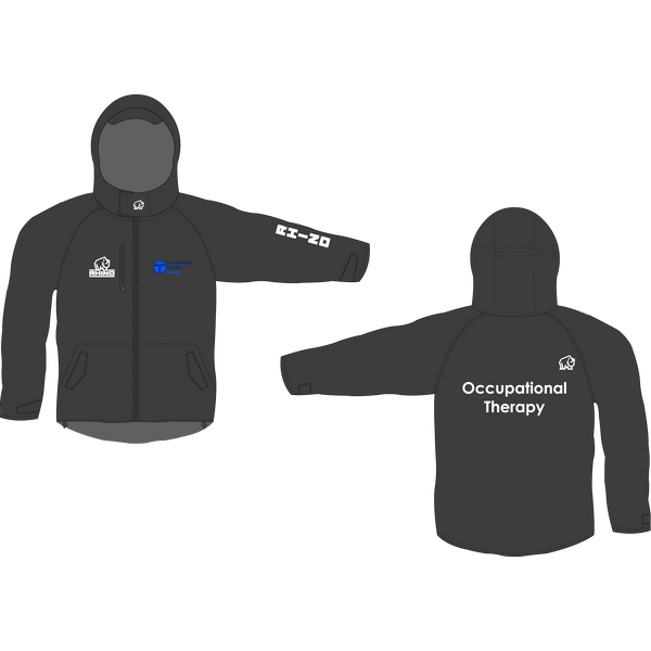 Queen Margaret University Occupational Therapy Society Arctic Jacket - rhino-direct-2.myshopify.com