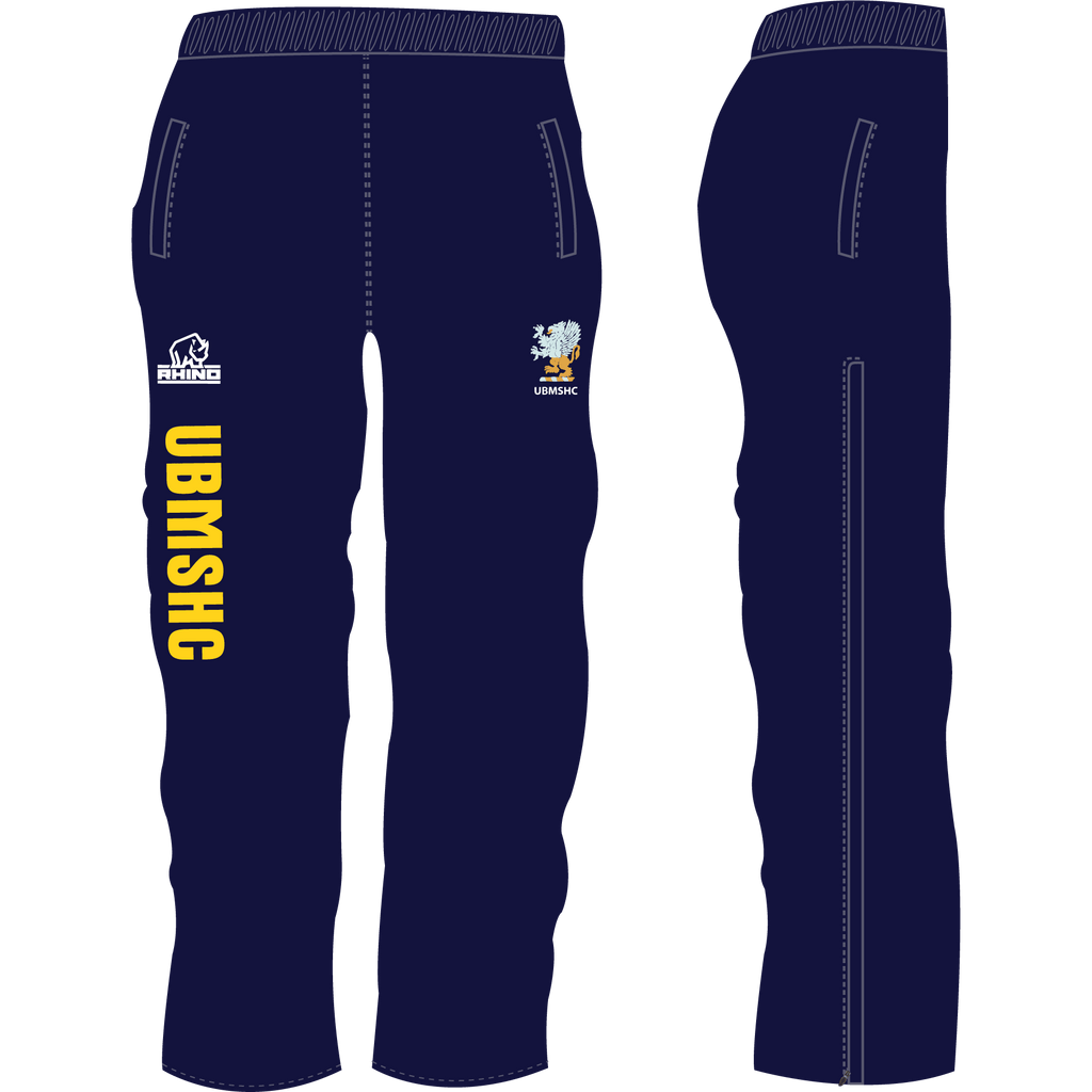 UBMSHC Men's Arena Trackpants