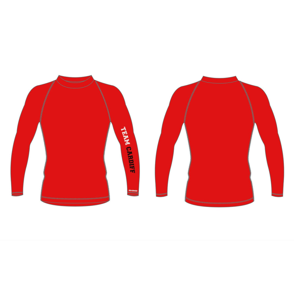 Cardiff Uni Ladies Basketball Long Sleeve Baselayer