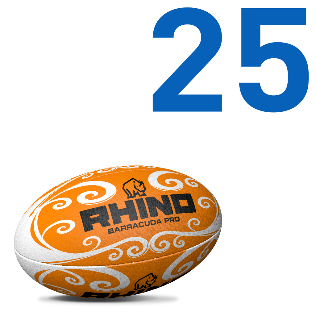 25X Barracuda Orange Beach Ball Bundle - rhino-direct-2.myshopify.com