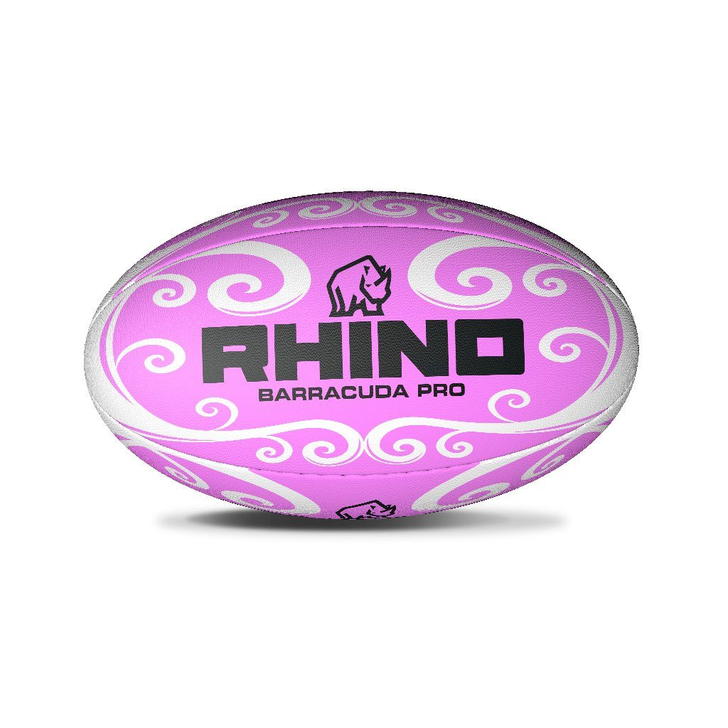 Barracuda Pink Beach Rugby Ball - rhino-direct-2.myshopify.com