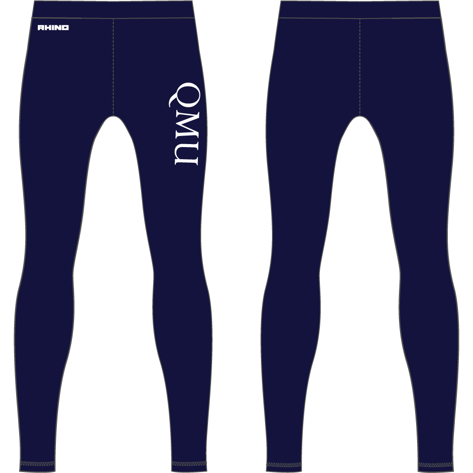 Queen Margaret University Radiography Baselayer Leggings - rhino-direct-2.myshopify.com