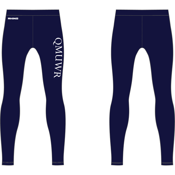 Queen Margaret University Women's Rugby Baselayer Leggings - rhino-direct-2.myshopify.com