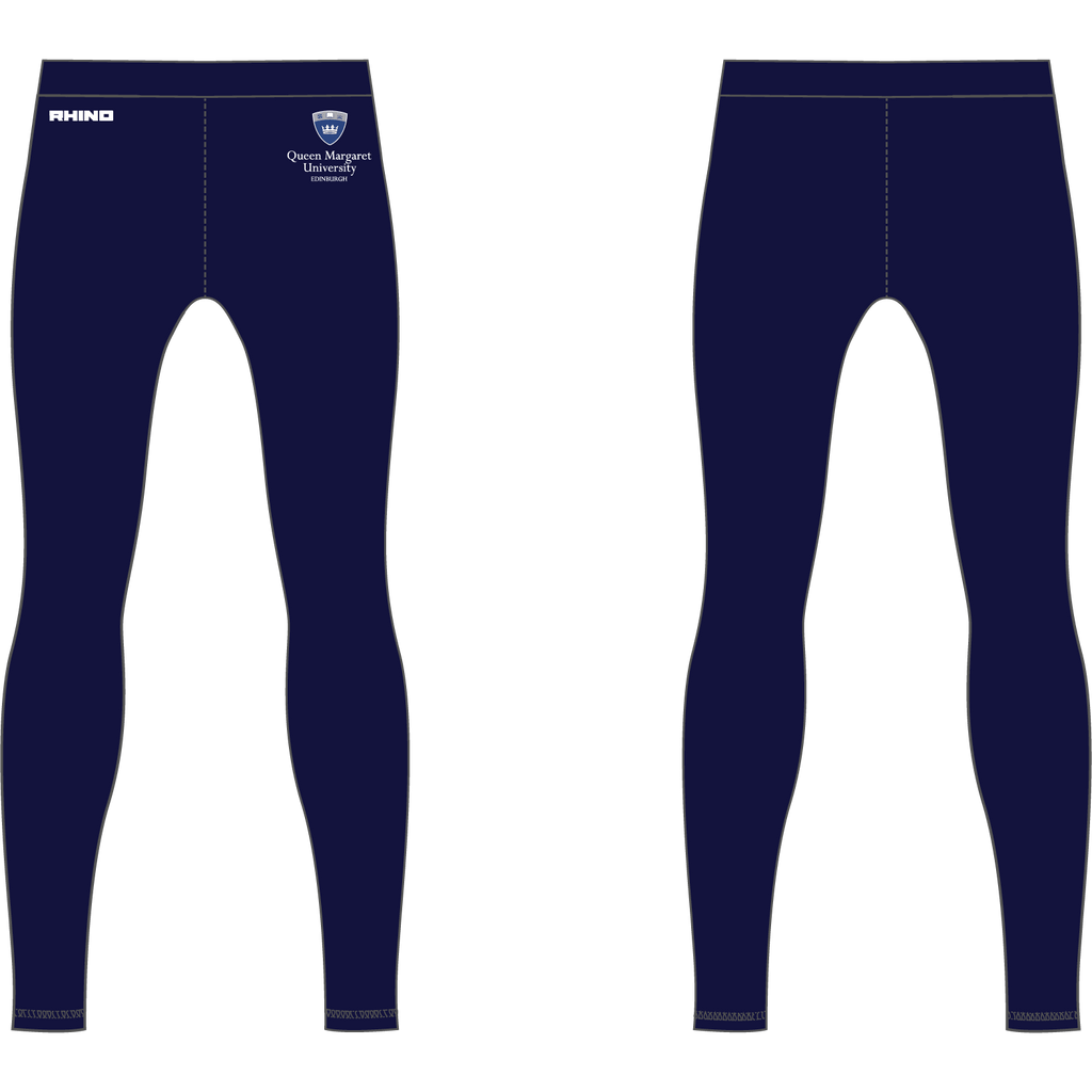 Queen Margaret University Netball Baselayer Leggings