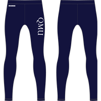 Queen Margaret University Volleyball Baselayer Leggings - rhino-direct-2.myshopify.com