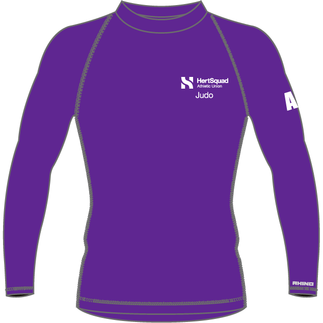Herts Judo Long Sleeve Baselayer