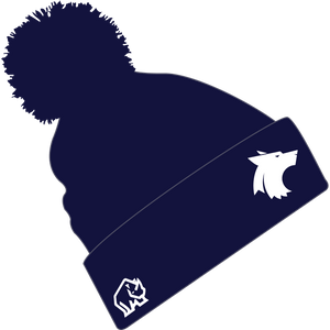 WLV Men's Football Bobble Hat