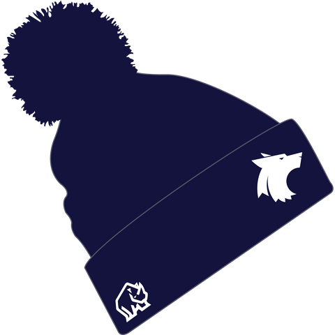 WLV Men's Rugby Bobble Hat