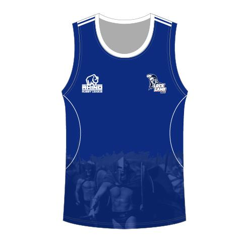 Castleford Lock Lane Junior Training Vest