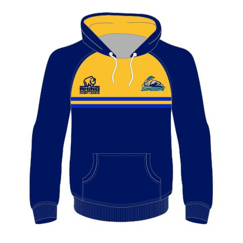 Gateshead Storm Senior Hoodie - Rhino Direct