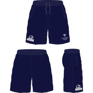 Queen Margaret University Men's Rugby Challenger Shorts - rhino-direct-2.myshopify.com