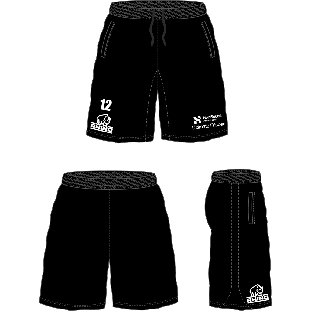 Herts Ultimate Frisbee Challenger Shorts