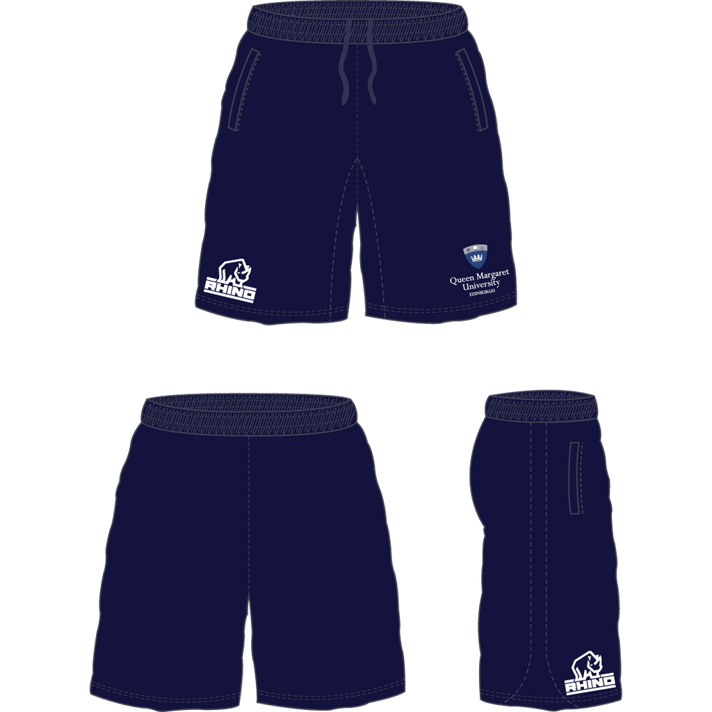 Queen Margaret University Tennis Challenger Shorts - rhino-direct-2.myshopify.com