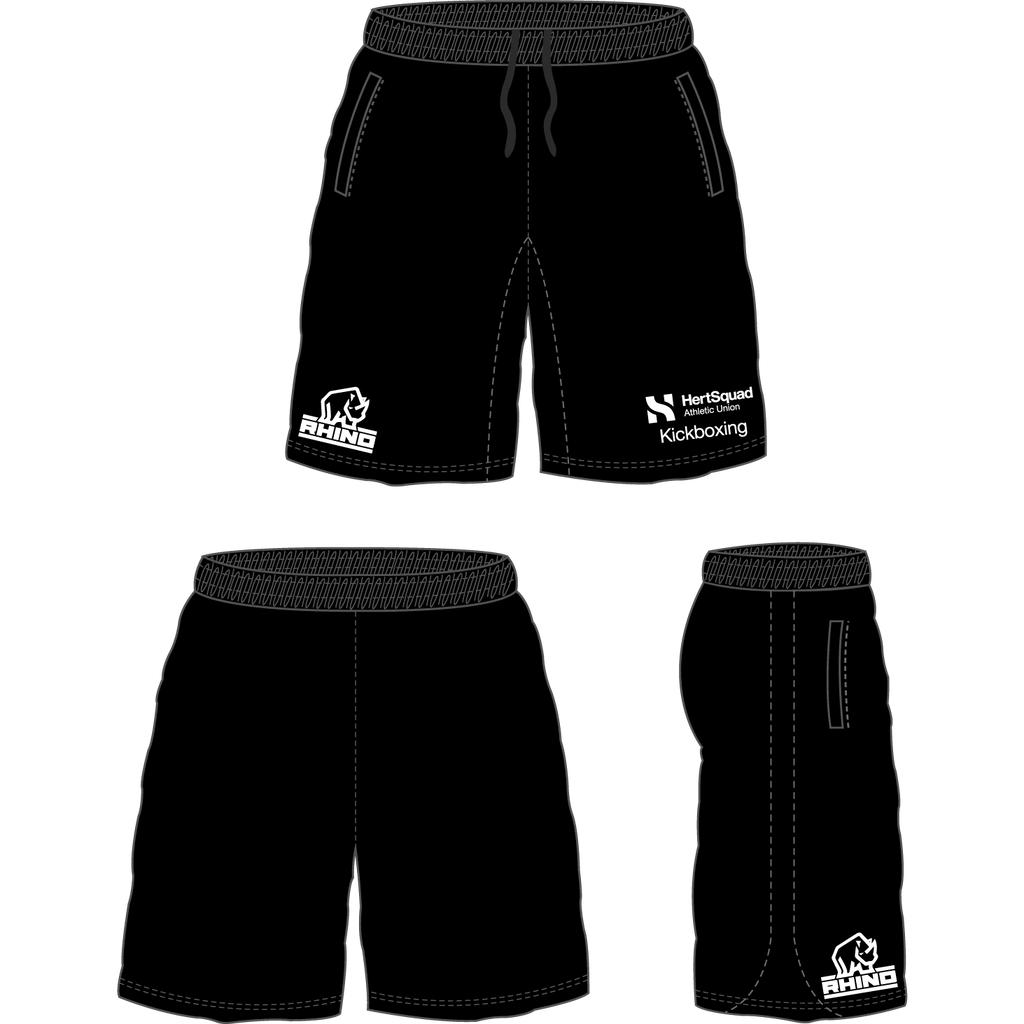Herts Kickboxing Challenger Shorts