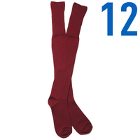 X12 Plain Club Sock - rhino-direct-2.myshopify.com