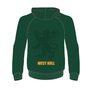 West Hull Sublimated Junior Hoodie