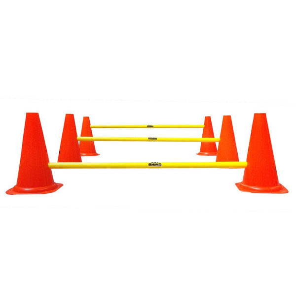 Rhino Cone Hurdle Set
