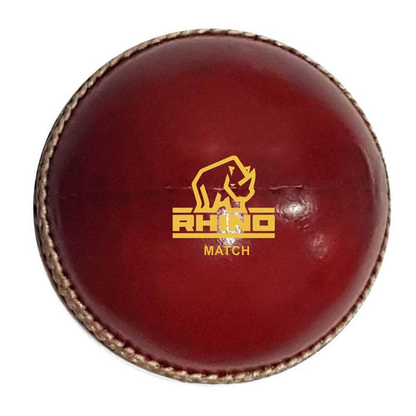 Rhino Cricket Match Ball Box of 6 - rhino-direct-2.myshopify.com