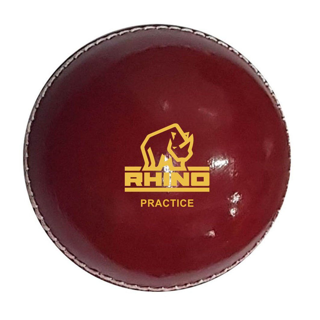 Rhino Cricket Practice Ball Box of 6 - rhino-direct-2.myshopify.com