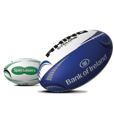 50x Customised Rhino Rugby Union Balls