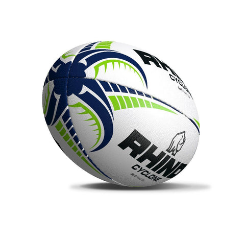 Box of 25x Cyclone Rugby Union Training Balls - Rhino Direct