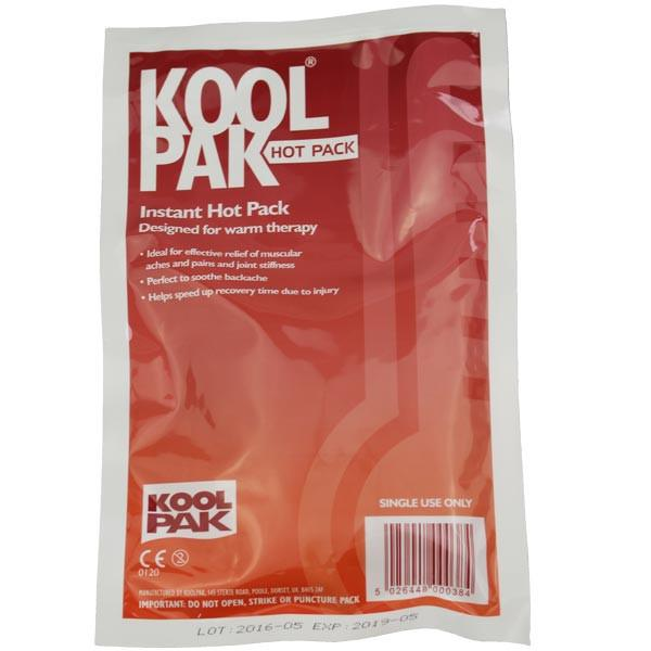 Instant Hot Pack - Pack of 40