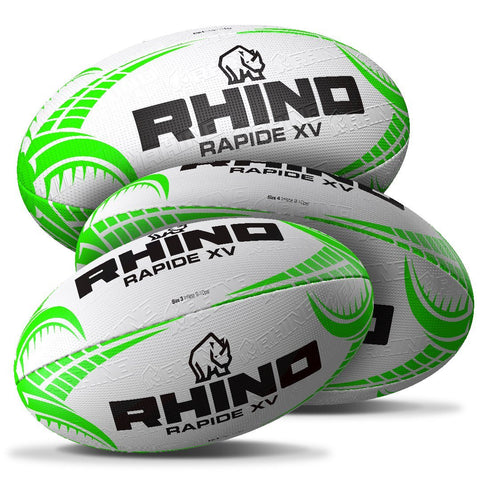 Rapide XV Training Rugby Ball