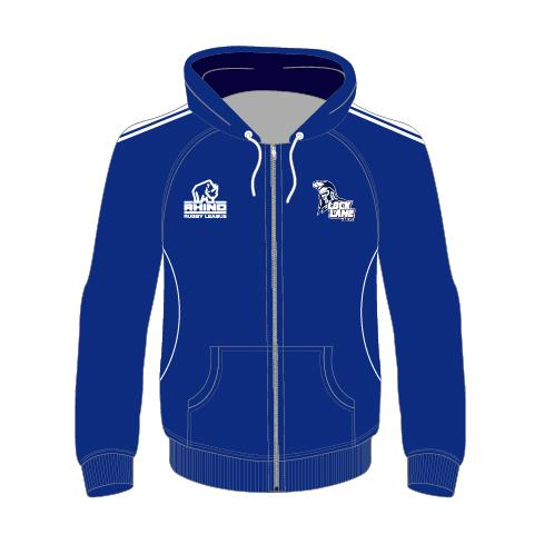 Castleford Lock Lane Senior Full Zip Hoodie