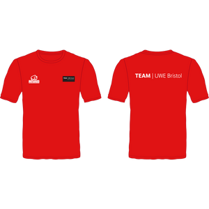 UWE Men's Rugby Union Performance T-Shirt