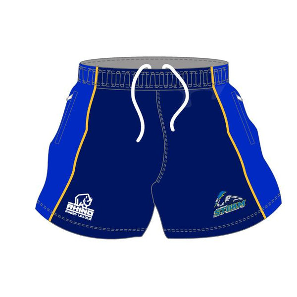 Gateshead Storm Senior Casual Shorts - Rhino Direct
