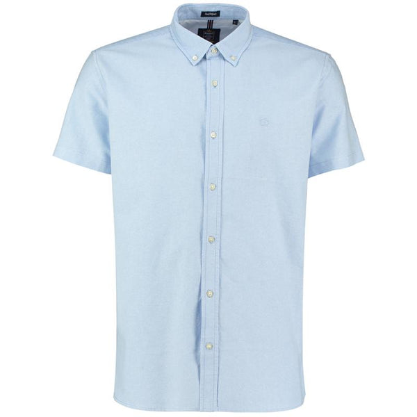 Rhino SS Oxford Plain Shirt