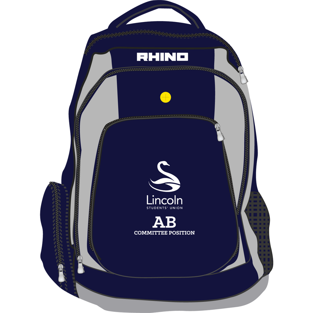 Lincoln Rowing Gameday Rucksack