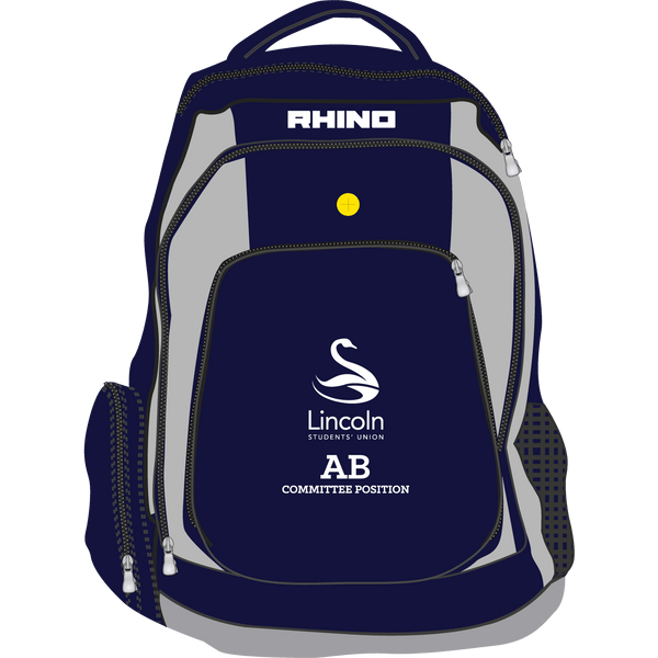 Lincoln Ultimate Frisbee Gameday Rucksack
